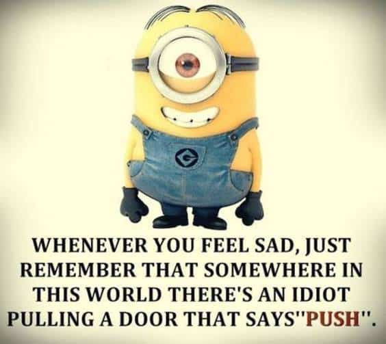 40 Funny Jokes Minions Quotes With Images Funny Text Messages 33