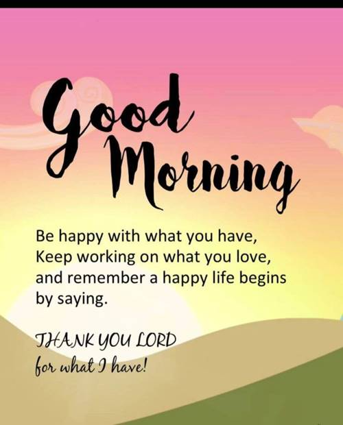 56 Positive Good Morning Quotes and Images 2