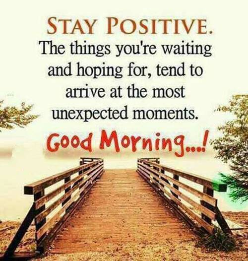 good morning inspirations new day positive quotes