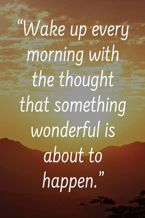 56 Positive Good make today a great day quotes to start the day with a smile good day at work