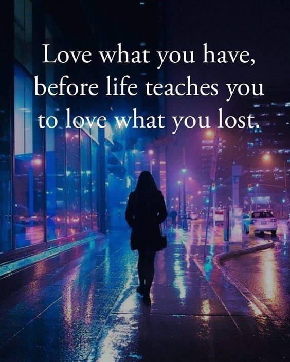 38 Deep Lost Love Quotes and Sayings 7