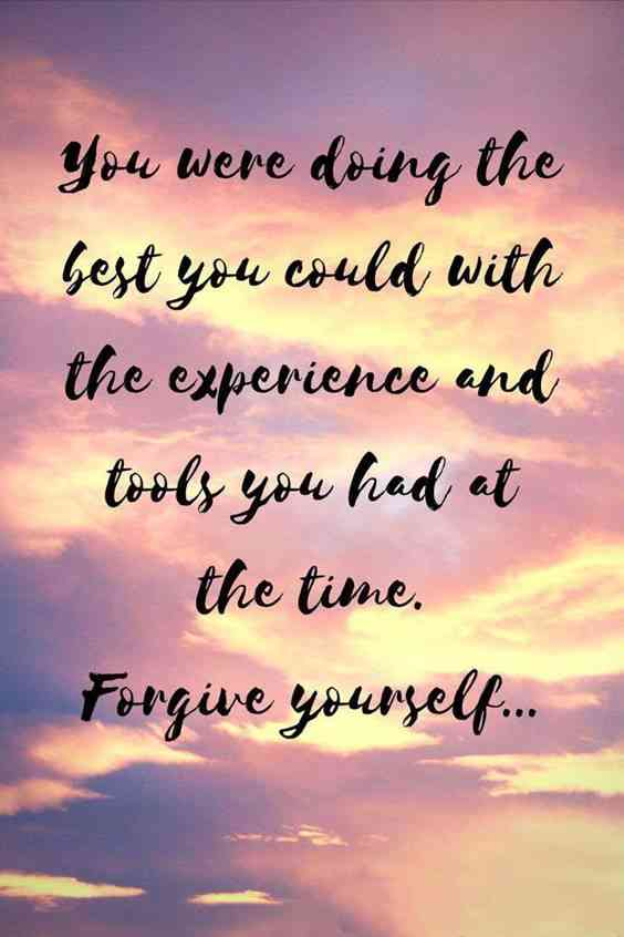 40 Forgive Yourself Quotes Self Forgiveness Quotes images 23