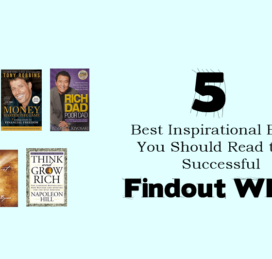Best Inspirational Books You Should Read to be Successful - TailPic