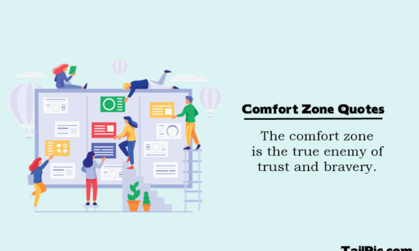 Comfort zone in life - Comfort zone quotes