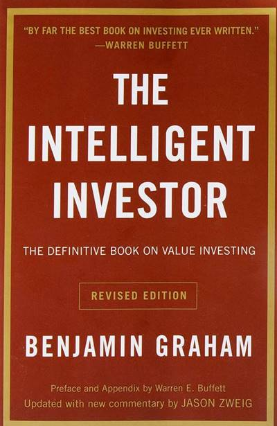 The Intelligent Investor by Benjamin Graham - TailPic