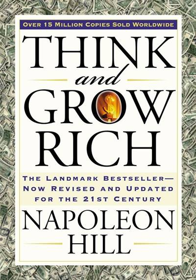 Think and Grow Rich by Napoleon Hill - TailPic