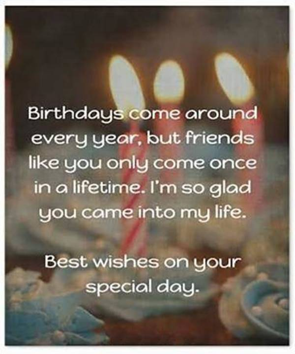 happy birthday paragraph for someone special - romantic birthday wishes gif