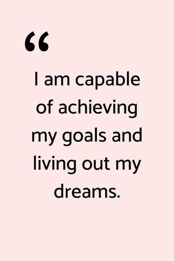 60 Positive Affirmations Quotes That Will Change Your Life | Positive affirmations quotes, Affirmation quotes, Success affirmations