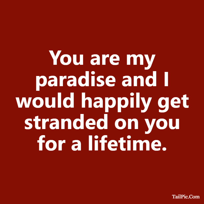 Cute boyfriend quotes A very cute love quote for him