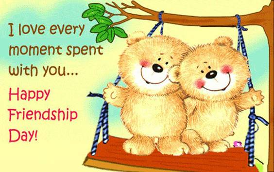 Quotes Of Happy Friendship Day