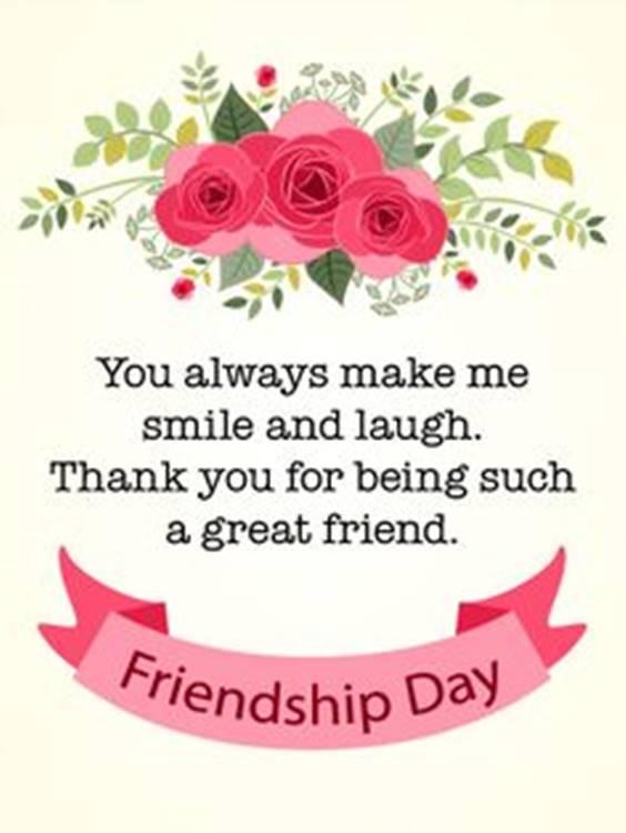 Happy Friendship Day For Best Friend