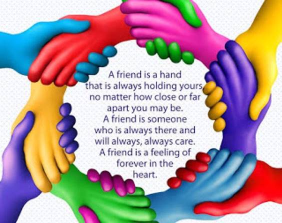 Happy Friendship Day Thought
