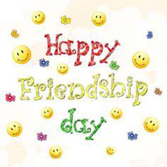 Quotes About Happy Friendship Day