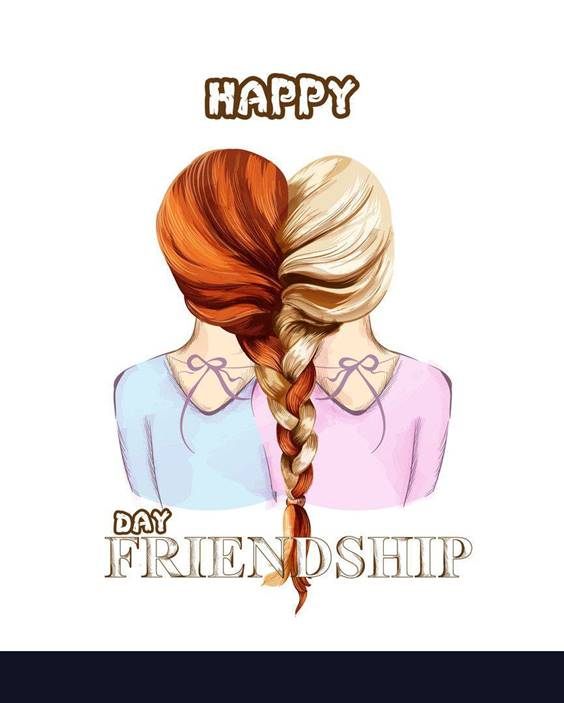 Picture Of Happy Friendship Day