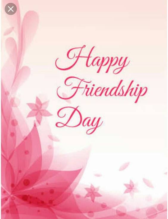 Happy Friendship Day Wish