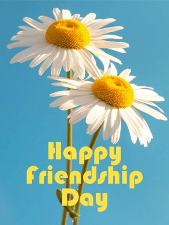 Happy Friendship Day Message