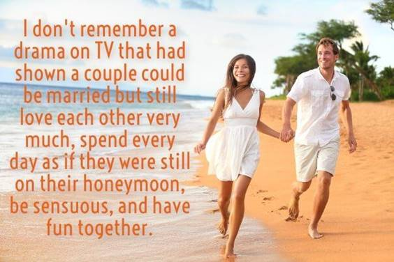 Wishes For Couple Going On Honeymoon