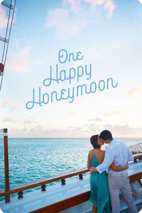 How To Wish Honeymoon