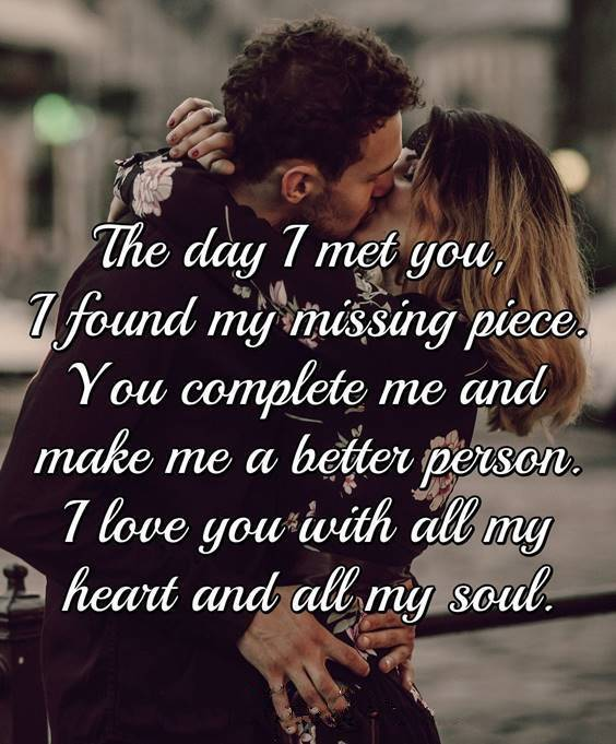 Forever I Love You With All My Heart Quotes