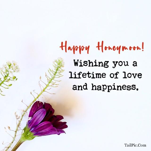 wishes for honeymoon