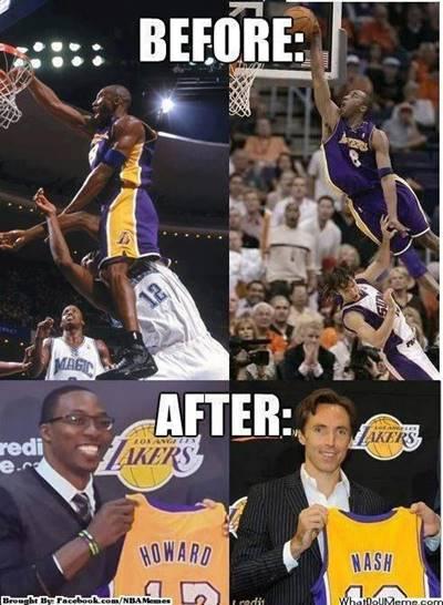 """Nba Finals Meme """"Before: After:"""""""