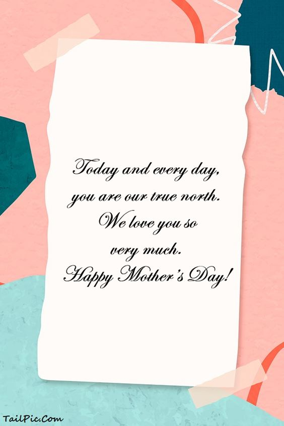 Happy Mother's Day Messages From Son