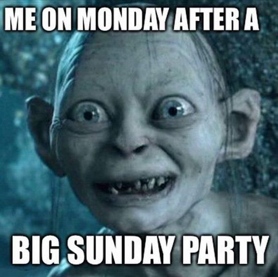 funny sunday memes