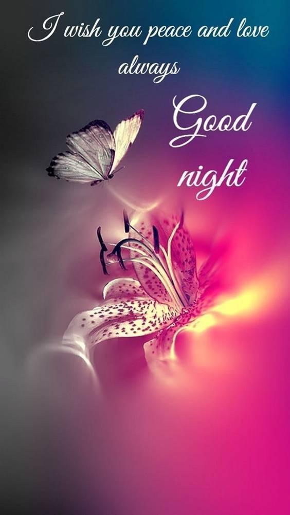 funny good night images god