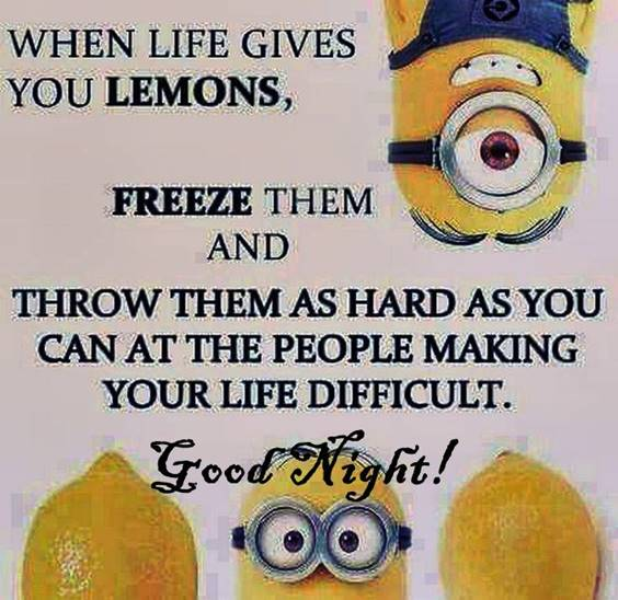 funny good night images hd