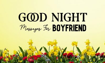 good night messages for boyfriend and quotes – the best collection