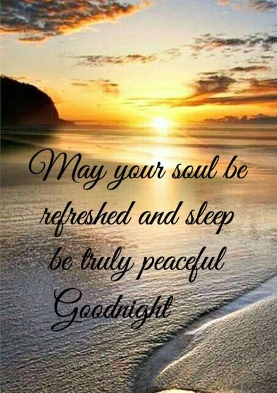 good night msg