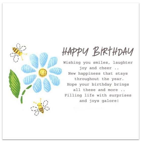 happy birthday month to you