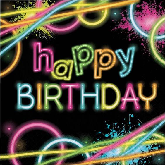 happy birthday month wishes