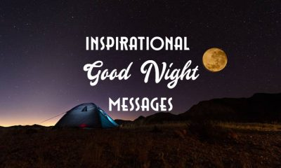 special inspirational good night messages and quotes