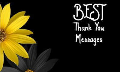 Best Thank You Messages Wishes And Pictures What to Write Thank You Notes
