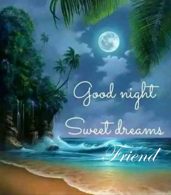 good night quotes for good friends