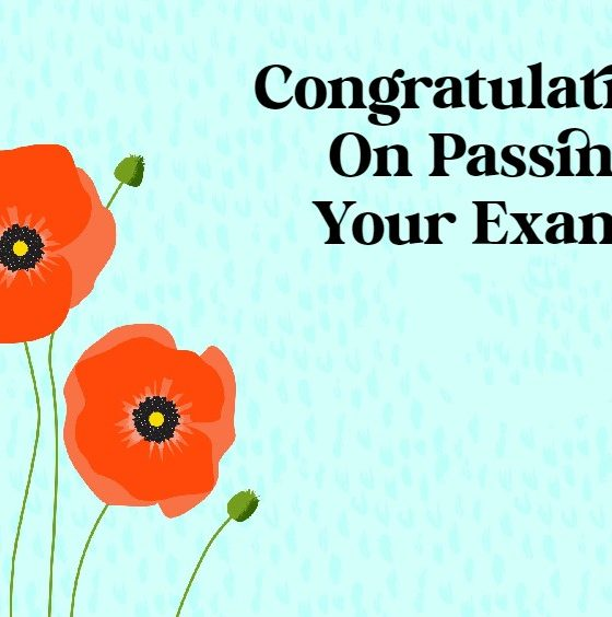 Congratulations Messages for Passing Exam and Good Results What To Write In A Appreciation Card