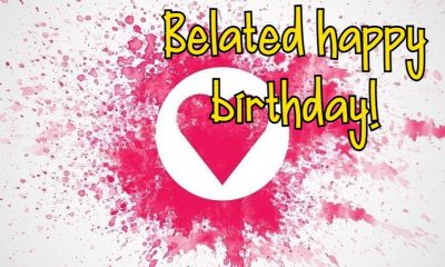 Happy Belated Birthday Images with Wishes That Will Render You Wishes
